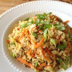 Turkey & Maple Fried Rice