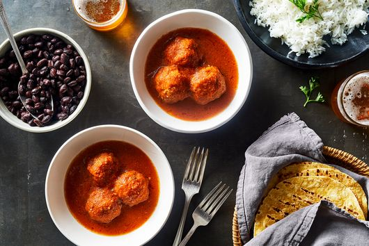 When We Fled Oaxaca, Albondigas Made Us Feel at Home
