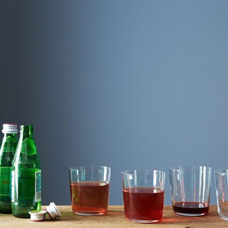 Glass Tumblers (Set of 4)