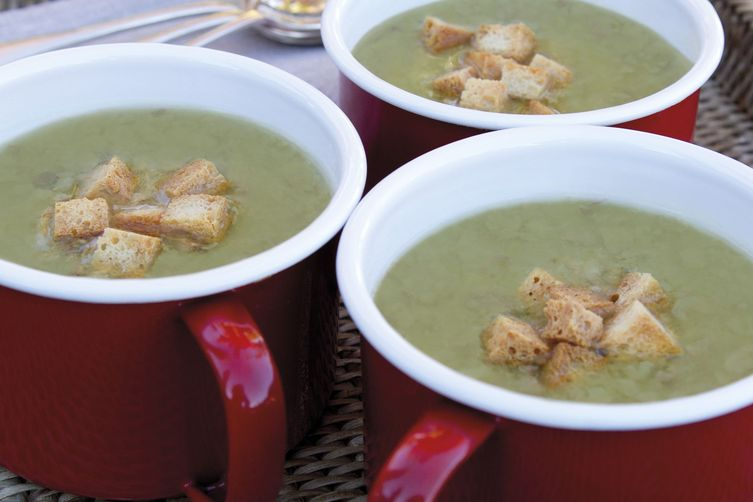 Annabel Langbein's Rib-Sticking Pea and Ham Soup
