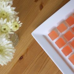 Champagne Rhubarb Jelly Shots