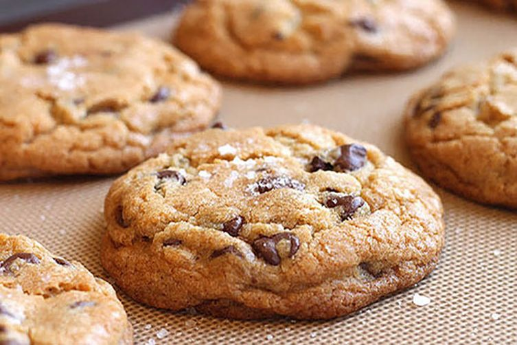 Whole Wheat Chocolate Chip Cookies Recipe on Food52