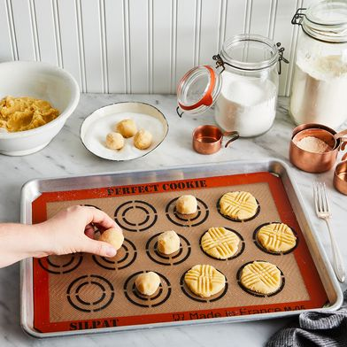 Perfect Cookie Nonstick Baking Mat (Set of 2)