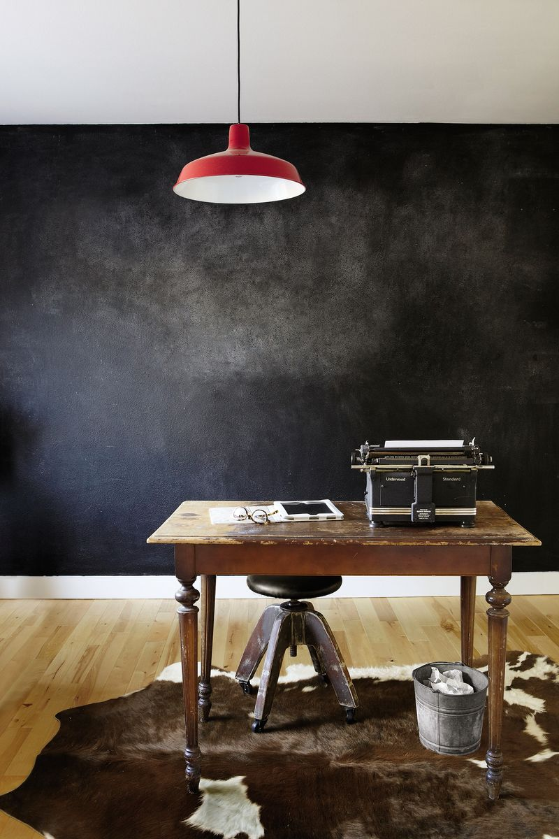 desk and pendant beekman boys