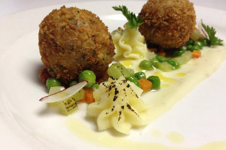 """Shepards Pie"" Croquette"