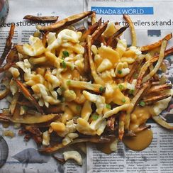 """10 Foods to Make While Singing """"O Canada"""""""