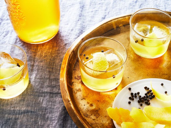 Make Limoncello ASAP, Sip All Season Long