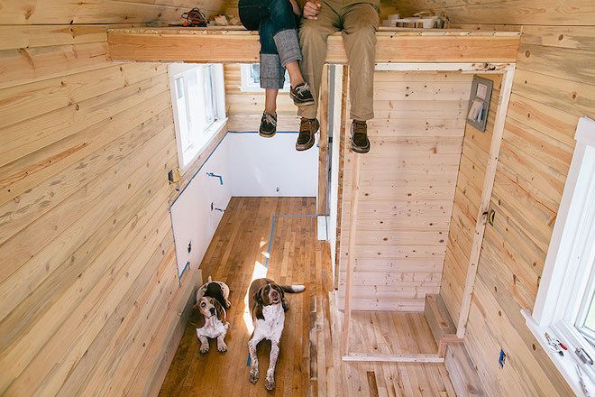 Small is Beautiful Tiny Houses Documentary