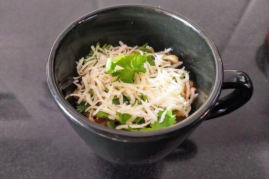 Masala Maggi Noodles In A Mug
