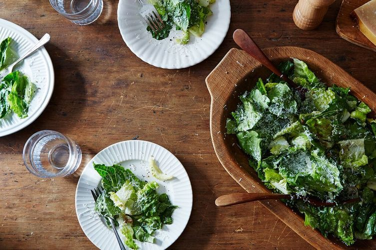 Allen Miglore's Caesar Salad