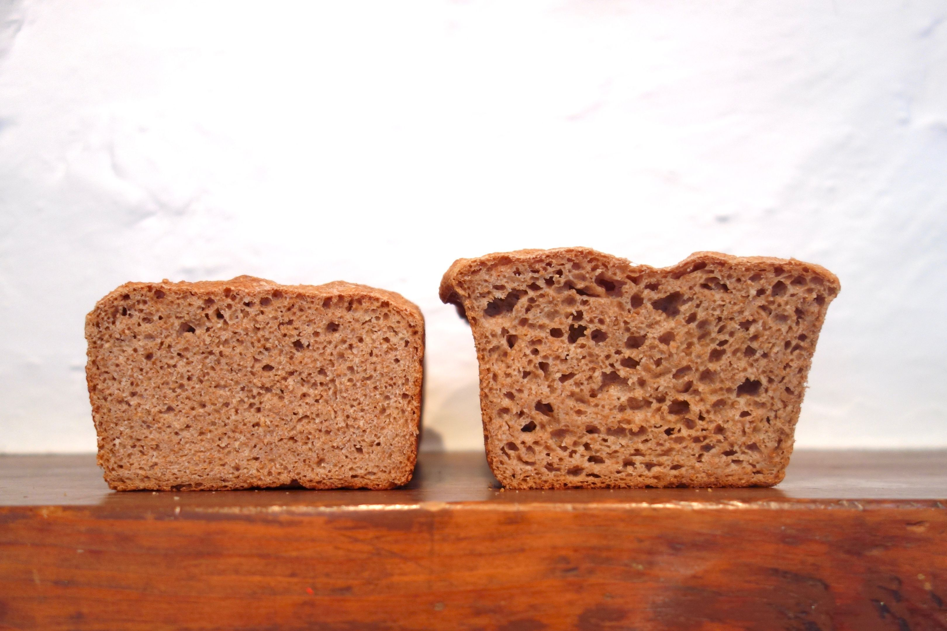 Whole-Wheat vs. White Flour: What's the Difference?