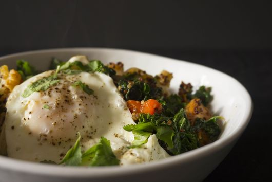 My Favorite Quinoa Breakfast Hash