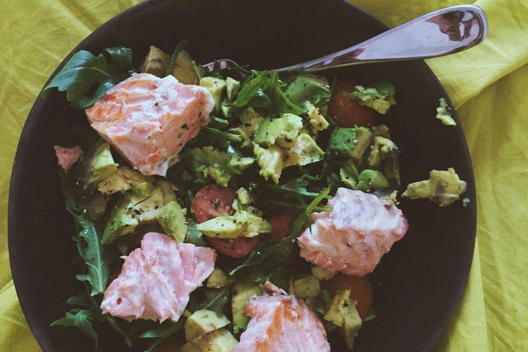 The 10 min salad