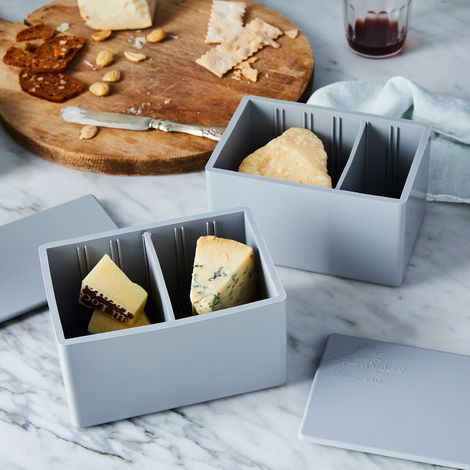 Cheese Vault (Set of 2)