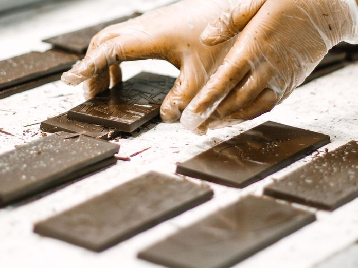 The Limited Edition Chocolate Bars We're Hoarding This Fall