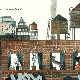 A Picture Book About All the Places Home Can Be