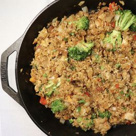 Fried rice by rhpearcy