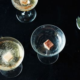 3 New Champagne Cocktails to Make for New Year's Eve
