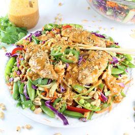 30bb01b7 0821 469d 807e 1139eca9061e  630 chicken satay zoodle salad salad stuff el cu