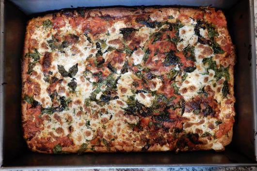 Deep Pan Pizza