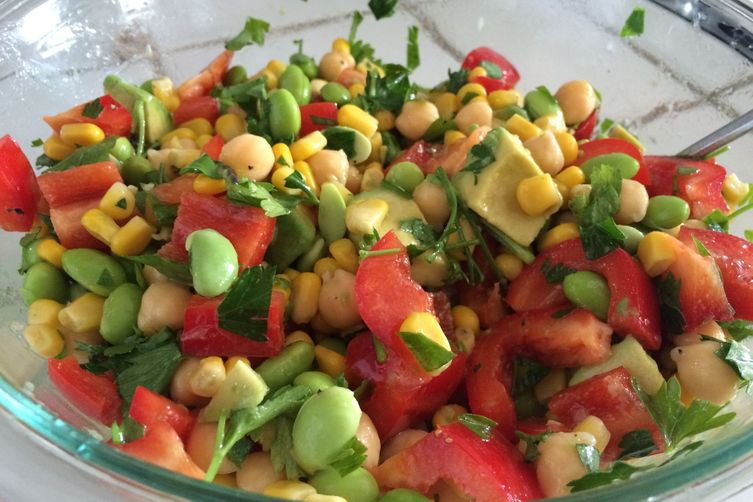 Russia Salad
