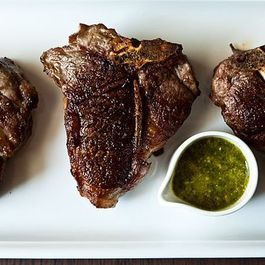 Chimichurri Lamb Chops
