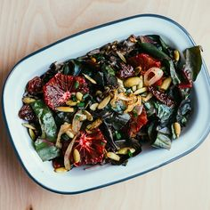A Hefty, Hearty Salad to Make January Better