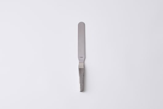 Global Stainless Steel Icing Spatula