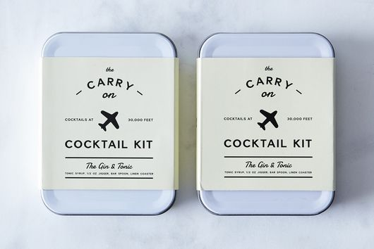 Carry-On Cocktail Kit (Set of 2)