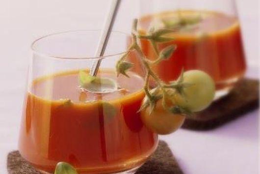 Fiery RED soup