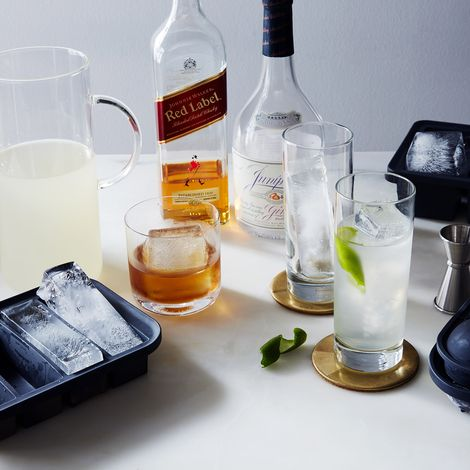 how to make frose without a blender