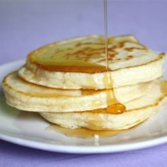 Good Old Fashioned Pancakes