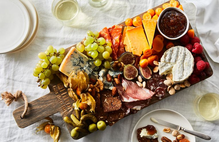 How to Make a Bigger, Better, More Beautiful Cheese Board