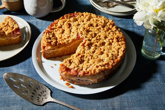 20 Sweet & Puckery Rhubarb Recipes for Spring