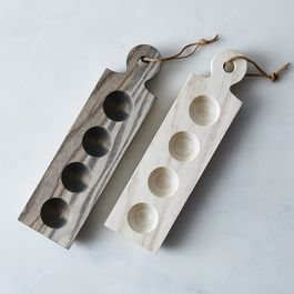 Handcrafted Cornish Egg Board