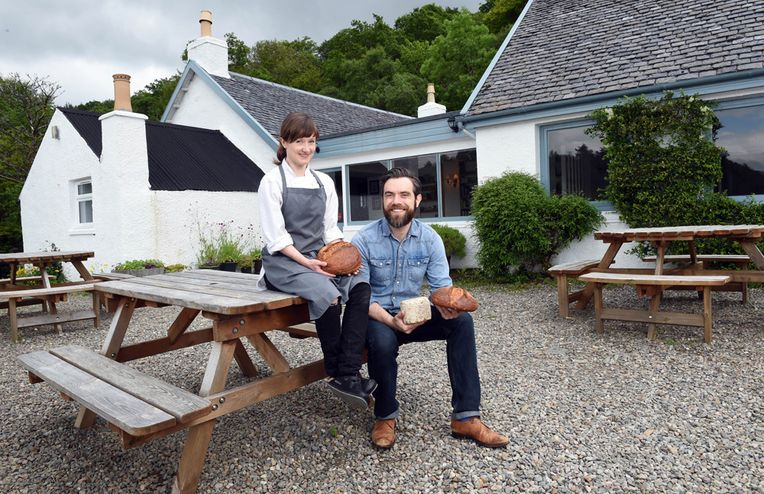 This Tiny Restaurant Is the Scottish Answer to Fäviken