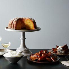 Yeasted Pound Cake