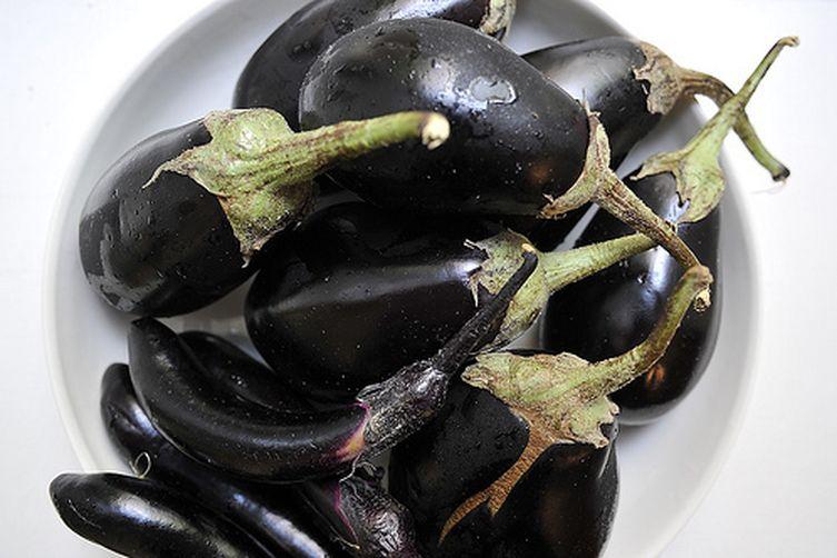 Lauren Shockey's Roasted Eggplant Mashed Potatoes
