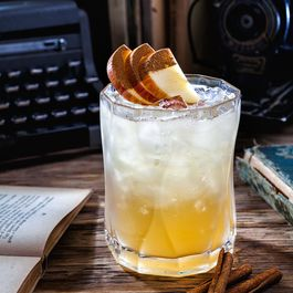 The Tender Knob Cocktail