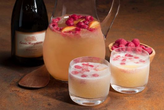 Seasonal Sparkling Punch
