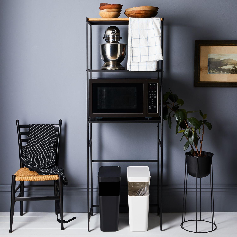 Small Kitchen Appliances Organization