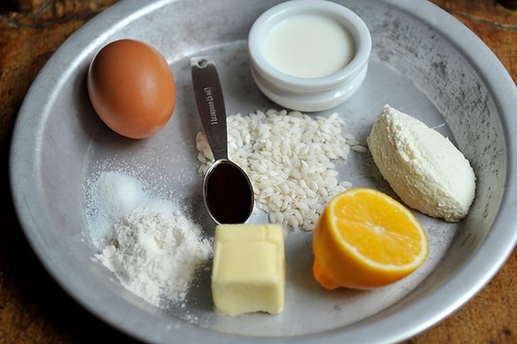 Italian Rice Pie