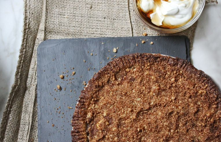 Put Some Savory in Your Apple Pie (and Your Whipped Cream)