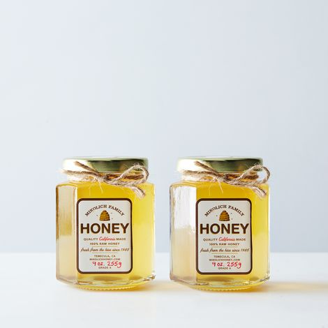Orange Blossom Honey (2 Jars)