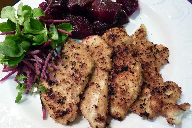 Palermitana Roasted Chicken Cutlet