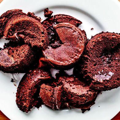 David Lebovitz's Individual Chocolate Cakes