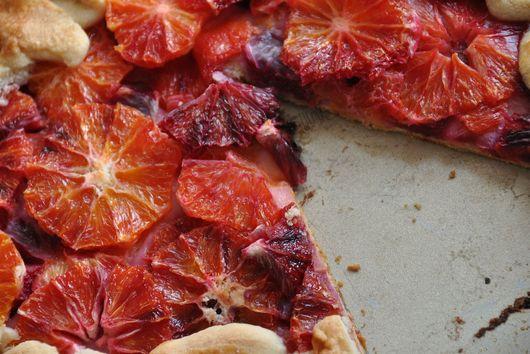 Blood Orange Crostata