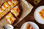 Herbed Goat Cheese and Root Vegetable Galette