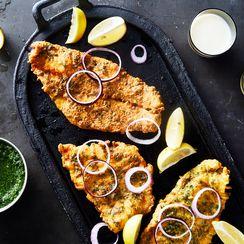 Amritsar Fish Fry
