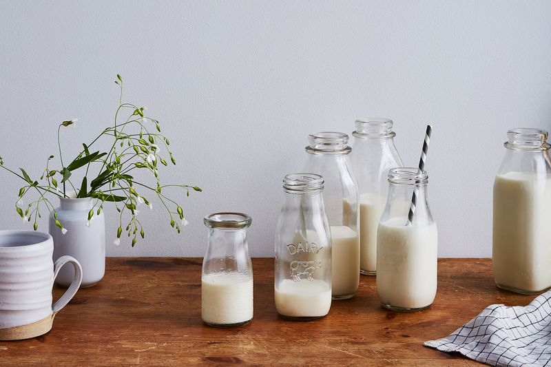 A sight for sore eyes—for a milkman.